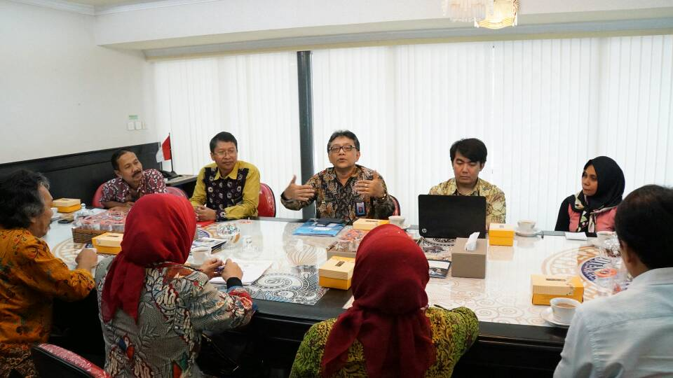 Kerjasama Center of Excellence (COE) Unair dan BPKP RI
