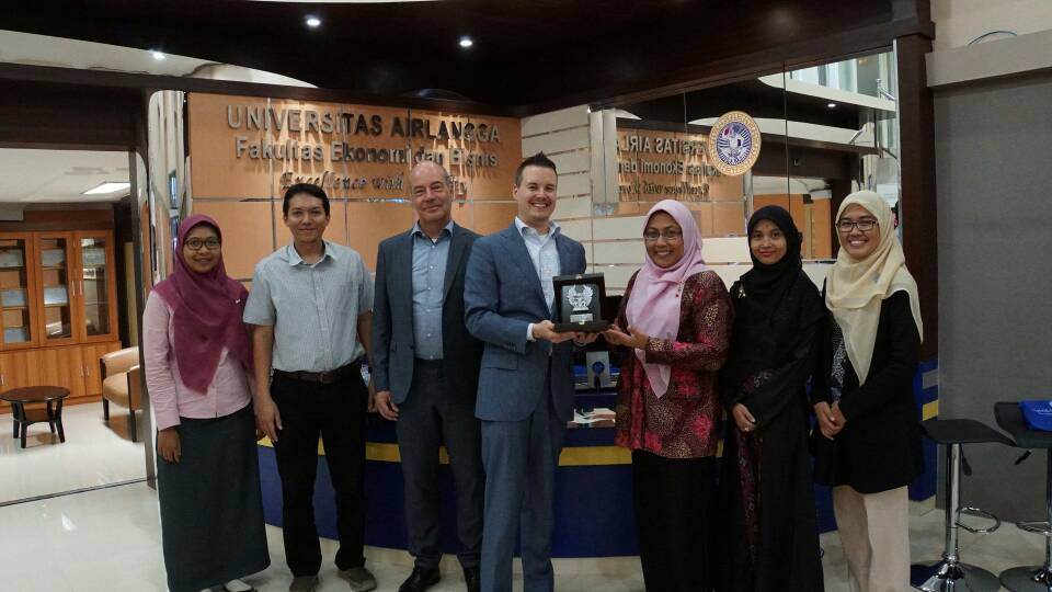 Saxion University Tindak Lanjuti Double-Degree and Student-Exchange Programs
